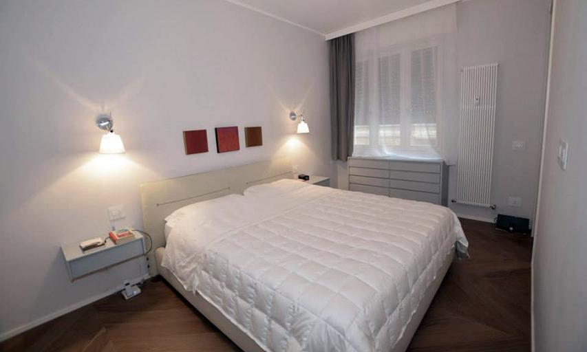 Mrw11 Bedroom camera da letto design architettura interni